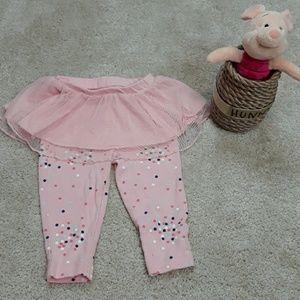 Carter's Baby Tutu Pants